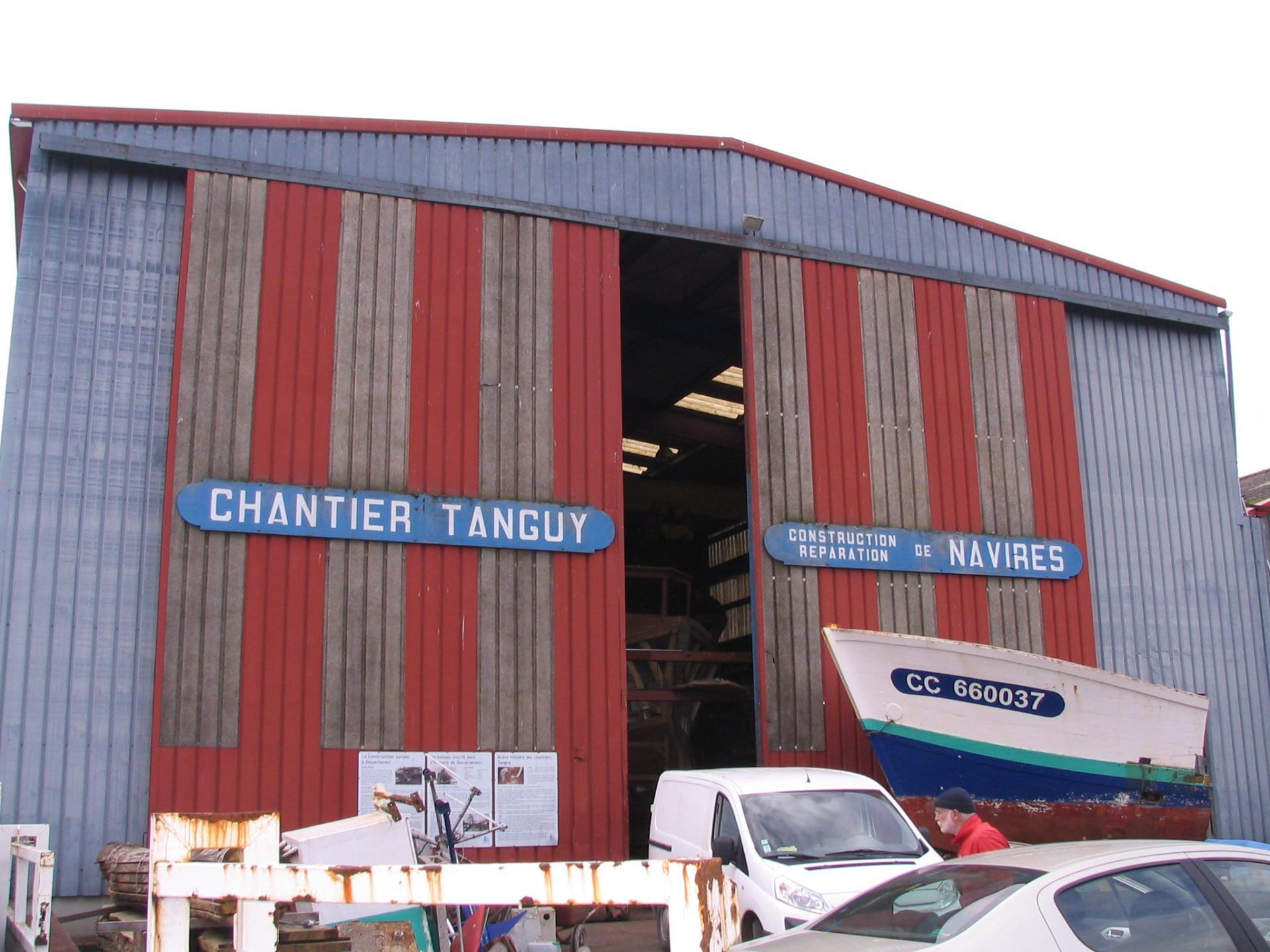 Chantier tanguy